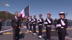 Керівник НАТО дав інтерв'ю Радіо Свобода під час протичовнових маневрів