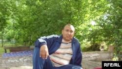 Айбек Мирсидиков (Черный Айбек), май 2010 года