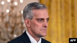 "White House Chief of Staff Denis McDonough says ""common sense"" suggests the Syrian regime carried out a chemical weapons attack."