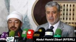 بشير حداد رئيس لجنة الاوقاف والشؤون الدينية في برلمان الاقليم