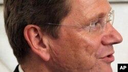 Германскиот министер за надворешни работи Гидо Вестервеле.
