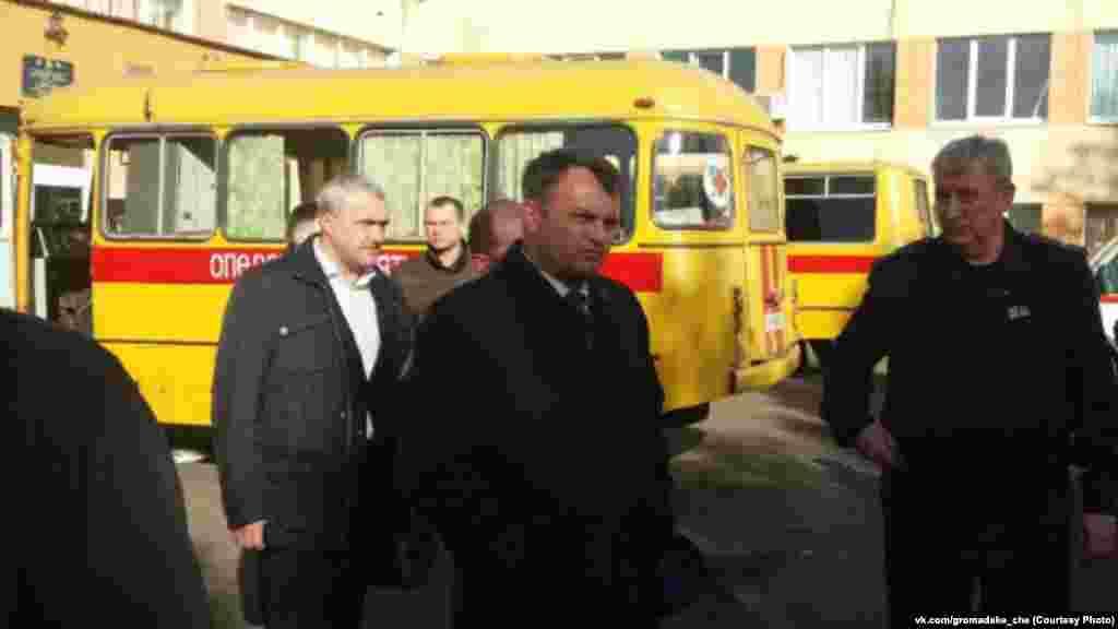 На место аварии прибыл председатель ОГА, ожидается приезд премьер-министра Владимира Гройсмана