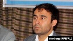 آرشیف، محمد نعیم ایوبزادهرئیس بنیاد انتخابات شفاف افغانستان حین یک کنفرانس خبری در کابل
