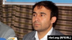 محمد نعیم ایوب زاده رئیس بنیاد انتخابات شفاف افغانستان