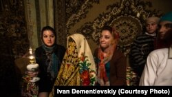 Свадьба в дагестанском селе. Иллюстративное фото.