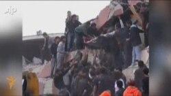 Сотни жертв землетрясения в Турции