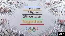 د توکیو المپیک سیالۍ