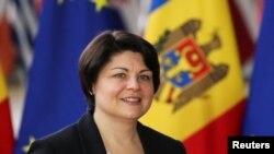 Prim-ministra Natalia Gavrilița