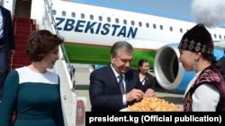 Сафари Шавкат Мирзиёев ба Қирғизистон