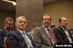 Заседание Всемирного Конгресса крымских татар в городе Эски-Шеэр, Турция