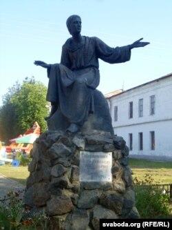 Садова-паркавая фігура Пятра Мсьціслаўца