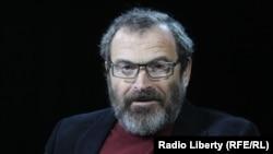 Журналист Аркадий Дубнов. 26 қыркүйек 2013 жыл.