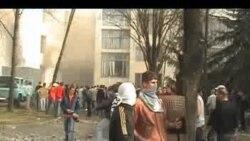 Protestele de la Chisinau 3