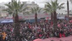 Marș împotriva terorismului la Tunis
