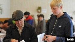 Выборы в Хакасии