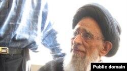 آیت الله سید جلاالدین طاهری