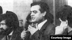 Мамадаёз Навҷувонов дар тобистони соли 1992