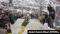 مهرجان التزلج - جبل كورك - أربيل