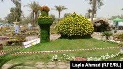 مهرجان بغداد للزهور 2011