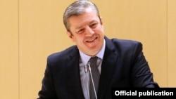 Грузияның жаңа премьер-министрі Георгий Квирикашвили.