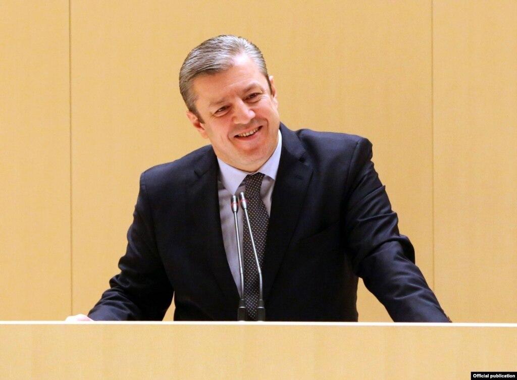 Грузія: парламент підтримав Ґіорґі Квірікашвілі якнового прем'єра
