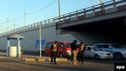 """مسلحون من """"داعش"""" في شوارع الموصل"""