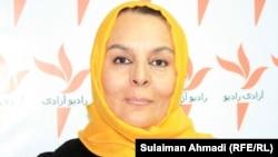 فتانه گیلانی، رئیس انجمن زنان افغانستان