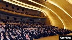 Международный форум «Азербайджан-США: Взгляд в будущее» в Баку. 29 мая 2013