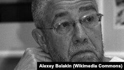 Российский поэт Сергей Гандлевский.