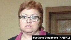 Депутат парламента Светлана Романовская.