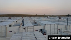 Less than two weeks after the announcement of the first case of the coronavirus in Uzbekistan, there were already more than 28,000 people in quarantine centers. Some areas were actually cargo containers arranged in rows that resembled refugee camps.