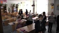 В школе имени Гагарина учат на трёх языках