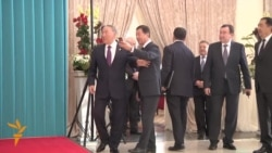 No Selfies For Nazarbaev
