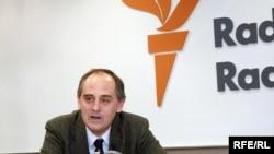 اداواد لوکاس معتقد است در آینده وقایعی مانند گرجستان تکرار خواهد شد. (عکس:RFE/RL)
