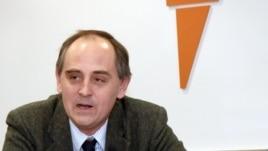 Russia analyst Edward Lucas