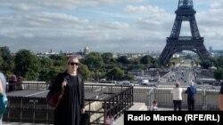 Франци -- Чермыханова Аза, нохчийн лингвист