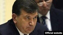 Uzbek Prime Minister Shavkat Mirziyaev