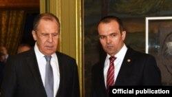 Глава Чувашии Михаил Игнатьев и Сергей Лавров. Фото с официального портала правительства Чувашии.