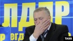 Ресей мемлекеттік думасының вице-спикері, ЛДПР партиясының жетекшісі Владимир Жириновский.