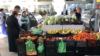 """Ашхабадский рынок """"Алемгошар"""" (архивное фото)"""