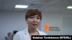 Таалайгуль Токтакунова.