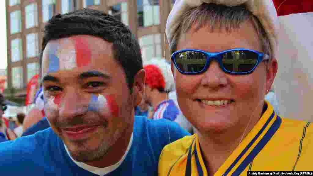 Суперником Швеції буде збірна Франції