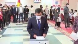 Кыргыз референдумуна чет жактагы реакция