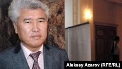 Қазақстан мәдениет және спорт министрі Арыстанбек Мұхамедиұлы.