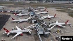 Аэропорт Хитроу возобновил полёты после появления дрона