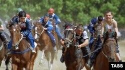 Конный спорт в Абхазии относится, пожалуй, к самым популярным