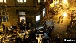 Протести у Львові. 19 лютого 2014 року