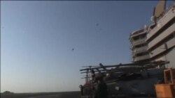 SAD nastavlja vazdušne napade na IS