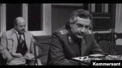 """Rasim Ocaqovun """"İstintaq"""" filmindən bir kadr."""