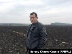Фермер Андрей Овечкин, г. Лабинск